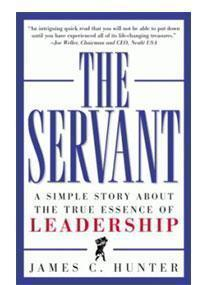 The Servant Book Cover