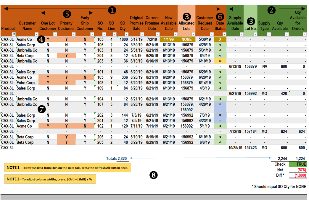 Excel with Callouts v3
