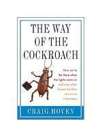 The Way of the Cockroach by Craig Hovey