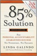 The 85% Solution - Book Cover
