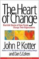 The Heart of Change - Book Cover