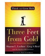 Three Feet From Gold - Book Cover