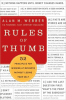 Book Cover for Rules of Thumb