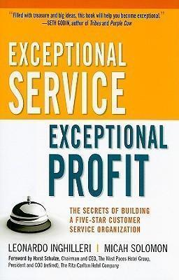 Exceptional Service Exceptional Profit