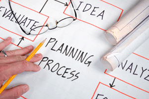 image of planning process