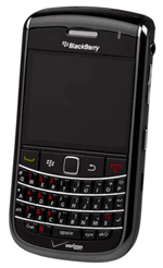 Image of a BlackBerry Phone